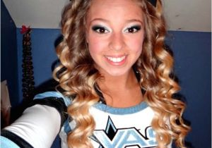 Easy Cheerleading Hairstyles Cute Cheerleading Hairstyles for Long Hair Best Hair Style