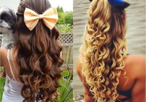 Easy Cheerleading Hairstyles Hairstyles for Cheerleaders
