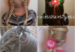 Easy Christmas Party Hairstyles Christmas Hairstyles for Younger Girls