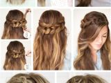 Easy Cocktail Hairstyles Quick Easy formal Party Hairstyles for Long Hair Diy Ideas