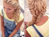 Easy Country Hairstyles 25 Girls Braided Hairstyles