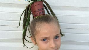 Easy Crazy Hairstyles for School 98 Best Images About Crazy Hair Day Ideas On Pinterest