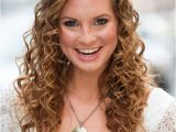 Easy Curled Hairstyles 60 Curly Hairstyles to Look Youthful yet Flattering