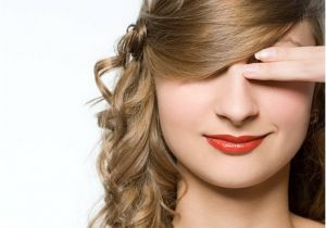 Easy Curled Hairstyles for Long Hair Easy Hairstyles for Long Curly Hair