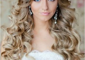 Easy Curled Hairstyles for Long Hair Simple Curly Hairstyles for Long Hair
