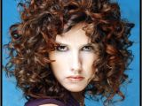 Easy Curled Hairstyles Lovable and Easy Hairstyles for Curly Hair to Do at Home