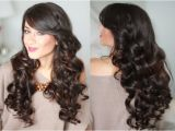 Easy Curling Iron Hairstyles Simple Curling Techniques for Straight Long Hair