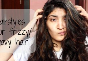 Easy Curly Hairstyles for Straight Hair Heatless and Easy Hairstyles for Frizzy or Wavy Hair