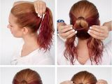 Easy Cute Hairstyles for Wet Hair Get Ready Fast with 7 Easy Hairstyle Tutorials for Wet