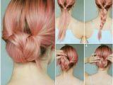 Easy Daily Hairstyles for Medium Length Hair 60 Easy Updos for Medium Length Hair