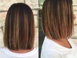 Easy Daily Hairstyles for Medium Length Hair Beautiful Blunt Bob Hair Ideas Popular Haircuts