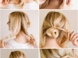Easy Diy formal Hairstyles Easy Do It Yourself Prom Hairstyles