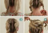 Easy Diy Hairstyles for Medium Length Hair 60 Diy Easy Updos for Medium Hair