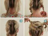 Easy Diy Hairstyles for Medium Length Hair 60 Diy Easy Updos for Medium Hair