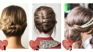 Easy Do It Yourself Hairstyles for Medium Hair Simple Do It Yourself Hairstyles