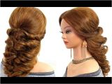 Easy Dressy Hairstyles for Long Hair Easy Wedding Prom Hairstyle for Long Hair Makeup Videos