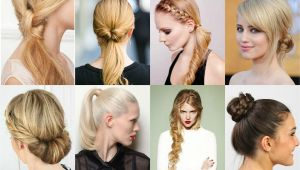 Easy Effective Hairstyles Eight Easy and Effective Diy Hairstyles