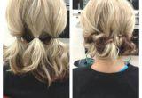 Easy Everyday Hairstyles for Medium Length Hair Updo for Shoulder Length Hair … Lori