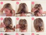 Easy Everyday Hairstyles for Short Length Hair so Pretty Hair Styles Pinterest