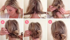 Easy Everyday Hairstyles Tutorial 10 Ways to Make Cute Everyday Hairstyles Long Hair Tutorials