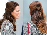Easy Everyday Hairstyles Youtube Kate Middleton S 37 Best Hair Looks Our Favorite Princess Kate