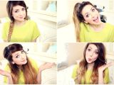 Easy Everyday Hairstyles Zoella How to My Quick and Easy Hairstyles