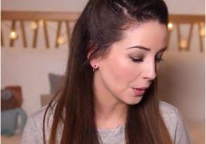 Easy Everyday Hairstyles Zoella Zoella Hair Short Styles Hair