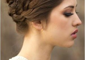 Easy Fancy Hairstyles for Medium Hair 18 Quick and Simple Updo Hairstyles for Medium Hair