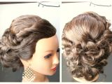 Easy Fancy Hairstyles for Medium Length Hair Updos for Medium Hair Prom