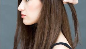 Easy Fast Hairstyles for Long Straight Hair 33 Quick and Easy Hairstyles for Straight Hair the Goddess