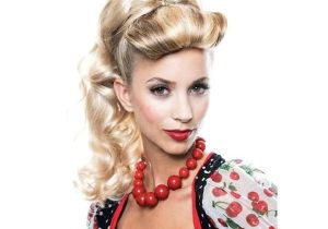 Easy Fifties Hairstyles 50 S Style Hairstyles Long Hair Hairstyles
