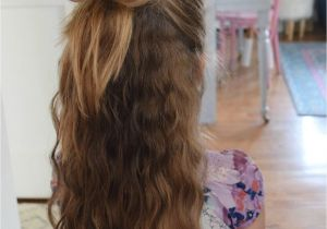 Easy Flower Girl Hairstyles Love Your Hair Easy Hairstyles with Dove