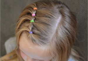 Easy Flower Girl Hairstyles Super Cute and Easy toddler Hairstyle