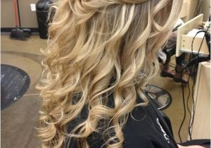 Easy formal Hairstyles for Curly Hair 23 Prom Hairstyles Ideas for Long Hair Popular Haircuts