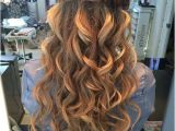 Easy formal Hairstyles for Curly Hair 30 Best Prom Hairstyles for Long Curly Hair
