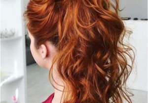Easy formal Hairstyles for Curly Hair 53 Cute & Easy Curly Hairstyles