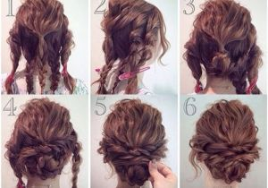 Easy formal Hairstyles for Curly Hair Prom Hairstyles Curly Hair Updos Hacks How to