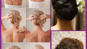 Easy formal Hairstyles Instructions Prom Hairstyles Step by Step Instructions