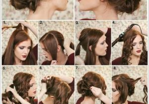 Easy formal Hairstyles to Do Yourself Easy Do It Yourself Prom Hairstyles Allnewhairstyles