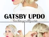 Easy Gatsby Hairstyles 2 Gorgeous Gatsby Hairstyles for Halloween or A Wedding