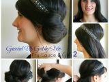 Easy Gatsby Hairstyles Great Gatsby Hairstyle