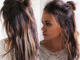 Easy Glam Hairstyles Instagram Insta Glam Half top Knots