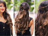 Easy Greek Hairstyles Half Up French Twist