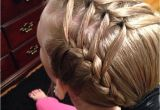 Easy Gymnastic Hairstyles Easy Hairstyles for Gymnastics Meets