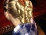Easy Gymnastics Hairstyles Meets 17 Best Images About Gymnastics Hair Styles for Meets On