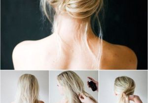 Easy Hairstyles 5 Minutes 35 Very Easy Hairstyles to Do In Just 5 Minutes or Less
