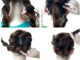 Easy Hairstyles 5 Minutes Easy so Pretty Hairstyles You Can Do In Under 5 Minutes Here are