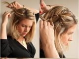 Easy Hairstyles Done at Home Easy to Do at Home Hairstyles