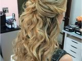 Easy Hairstyles Down for Long Hair 11 Cute Easy Home Ing Popular Hairstyles Pinterest