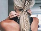 Easy Hairstyles Fishtail Braid Pin Od Použvateľa Tina Na Nástenke Hair Pinterest